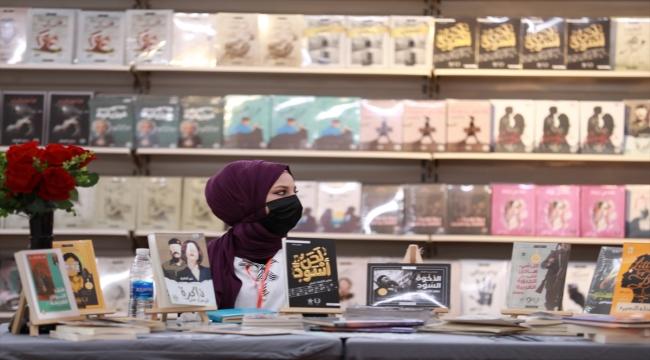 23. Uluslararası Bağdat Kitap Fuarı ziyaretçilere kapılarını açtı