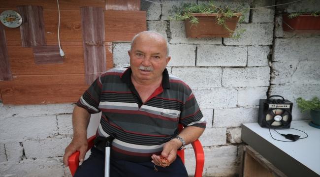 Antalya'da evine zorla girilen kişi yaşananları anlattı