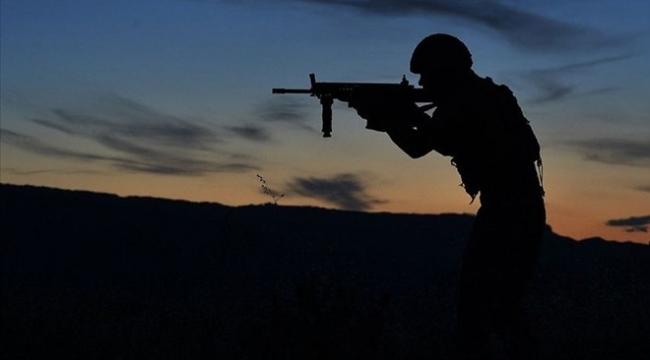 Bitlis'te PKK'lı teröristlere yönelik operasyonda 1 güvenlik korucusu şehit oldu, 5 asker yaralandı
