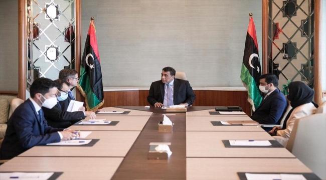BM ve Almanya, İkinci Berlin Konferansı için Libya Başkanlık Konseyi Başkanı el-Menfi'ye davet gönderdi