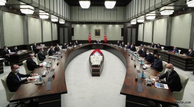 Cumhurbaşkanlığı Kabinesi ne zaman toplanacak? Kabine toplantısı ne zaman?