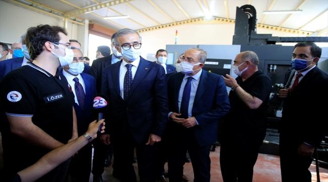 Cumhurbaşkanlığı Savunma Sanayii Başkanı Prof. Dr. Demir'den yerlilik vurgusu: