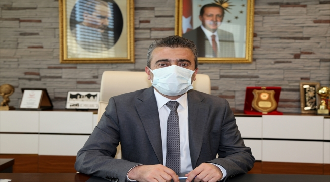 Erzurum Sağlık Müdürü Bedir, vatandaşları rehavete karşı uyardı: