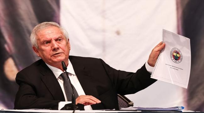 Fenerbahçe Kulübünün eski başkanı Aziz Yıldırım, mevcut başkan Ali Koç'u eleştirdi: (1)