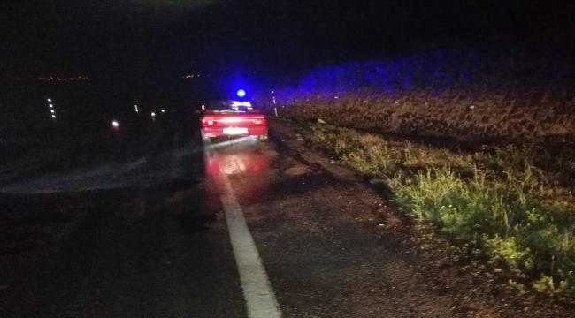 Giresun'da otomobilin çarptığı 4 yaşındaki çocuk öldü