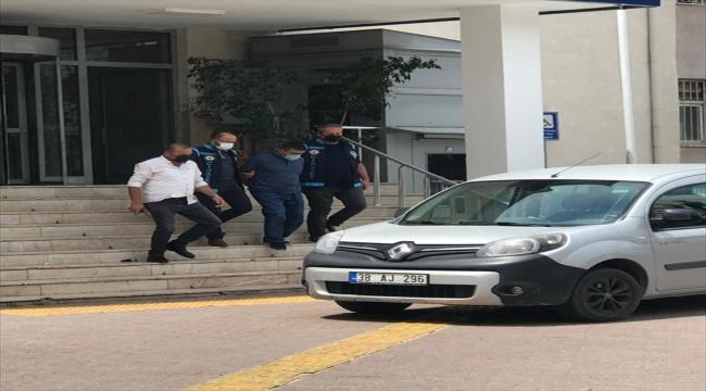GÜNCELLEME - Kayseri'de kayıp iki kişinin cesedi bir evin tandırında gömülü bulundu