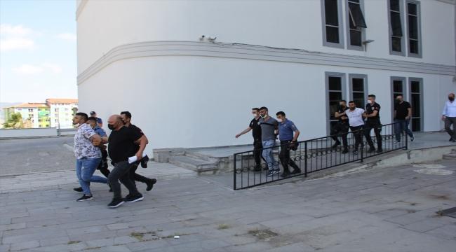 Hatay'da iki grup arasında silahlı kavga