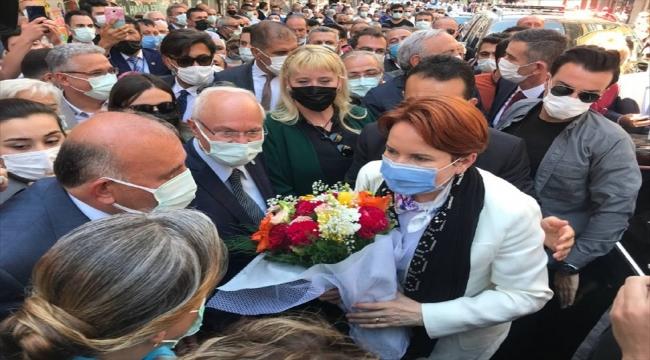 İYİ Parti Genel Başkanı Meral Akşener Zonguldak'ta konuştu: