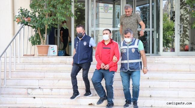 Kayseri'de 27 yıl 8 ay hapis cezası bulunan firari hükümlü yakalandı
