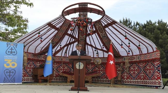 Kazakistan'ın Ankara Büyükelçisi Saparbekuly, ülkesinin Türkiye ile ilişkilerini değerlendirdi: