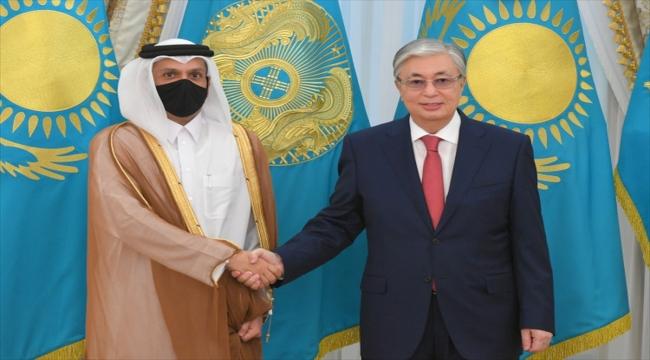 Kazakistan ve Katar arasında ekonomik ilişkiler güçlendirilecek