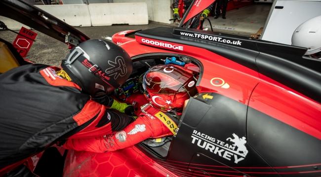 Milli otomobil sporcusu Salih Yoluç, Fransa'da podyum hedefliyor
