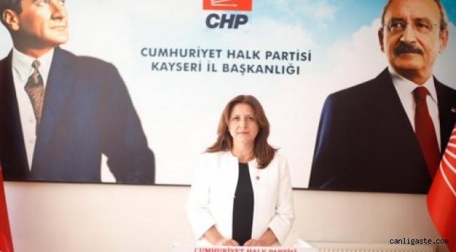 Özer: Halkın AKP'den hiçbir beklentisi kalmadı, sözler yalan oldu!