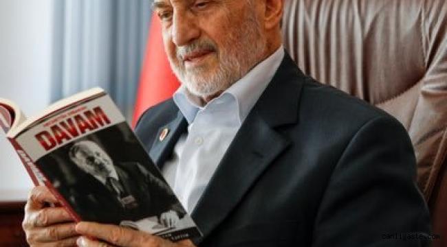 Saadet Partisinde Asiltürk Depremi!