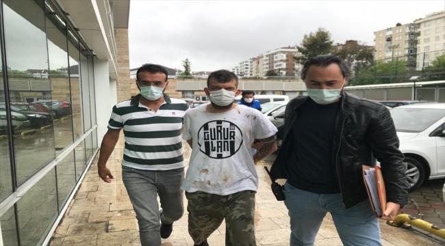 Samsun'da pompalı tüfekle rastgele ateş açarak 3 kadını yaralayan zanlı gözaltına alındı