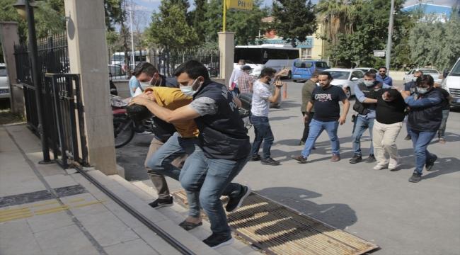 Şanlıurfa'da polislere ateş açılmasıyla ilgili gözaltına alınan 3 zanlı tutuklandı