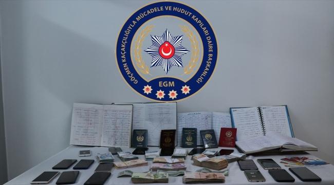 Yalova merkezli göçmen kaçakçılığı operasyonunda yakalanan 18 şüpheliden 8'i tutuklandı