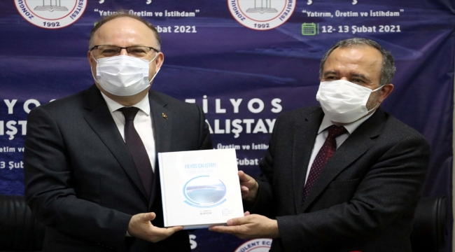 Zonguldak'ta düzenlenen Filyos Çalıştayı'nın bildirileri kitap oldu