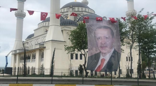 Zonguldaklılar Cumhurbaşkanı Erdoğan'ı ve müjdelerini heyecanla bekliyor