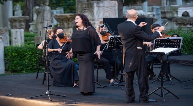 """12. Uluslararası İstanbul Opera Festivali'nde """"Barok Konseri"""" sanatseverlerle buluştu"""