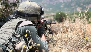 Barış Pınarı bölgesine saldırı hazırlığındaki 6 terörist etkisiz hale getirildi