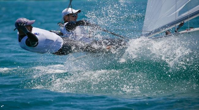 Çınar kardeşler, yelkende ilk olimpiyat madalyasını hedefliyor