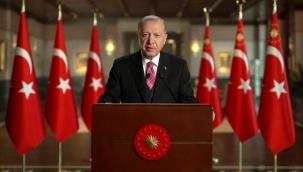 Cumhurbaşkanı Erdoğan 15 Temmuz Demokrasi ve Milli Birlik Günü'nde vatandaşlara hitap etti