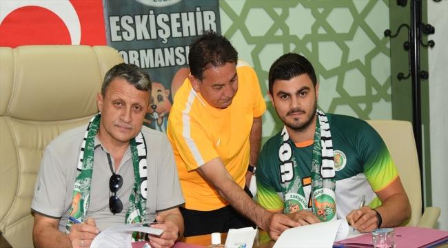 Eskişehir Ormanspor, Murat Beyaztoprak'ı transfer etti