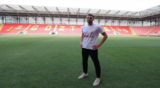 Göztepe, Belçikalı futbolcu Arslanagic'i transfer etti