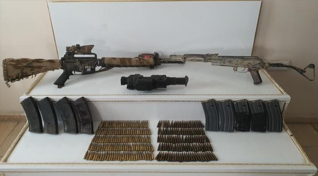 GÜNCELLEME - Hakkari'de 2 terörist etkisiz hale getirildi
