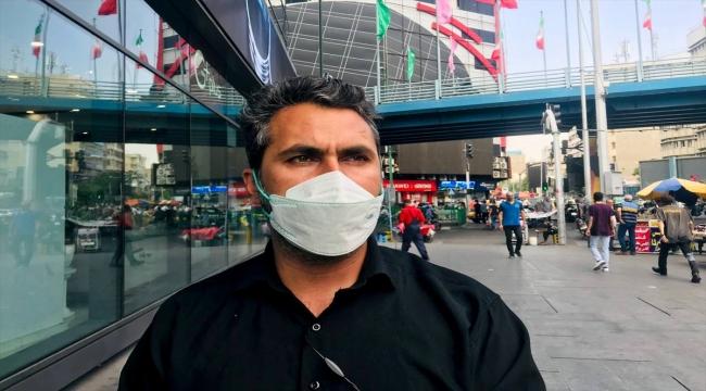 İran'da halk Kovid-19'a karşı aşılamanın yavaş ilerlemesinden şikayetçi