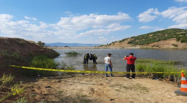 İzmir'de sulama göletinde boğulan gencin cesedine ulaşıldı
