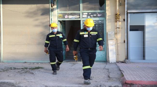 Kayseri'de 6 kişi zehirlenme şüphesiyle hastaneye kaldırıldı