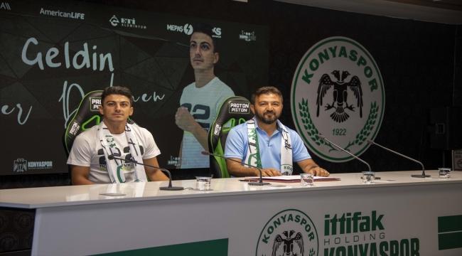 Konyaspor, orta saha oyuncusu Soner Dikmen'i kadrosuna kattı