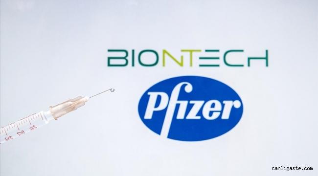 Pfizer-BioNTech aşısı Delta varyantına karşı yüzde 70 etkili