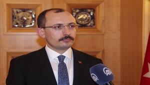 """Ticaret Bakanı Muş: """"Rusya ile ticareti kazan-kazan temelinde dengeli bir şekilde geliştirmek istiyoruz"""""""