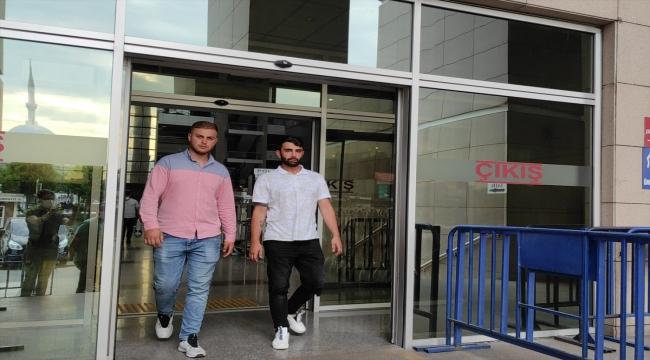 Trafikte tartıştıkları muhabirimizin çenesini kırdılar, serbest kaldılar