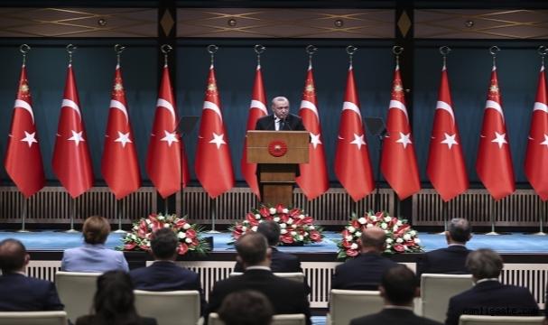 Cumhurbaşkanlığı Kabinesi toplandı! Hangi kararlar alınacak? (27 Eylül)