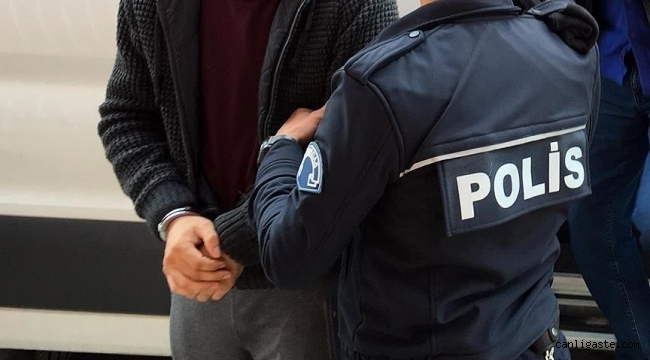 Kayseri'de 15 yıl hapis cezası bulunan firari yakalandı