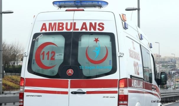 Kayseri Talas'ta doğal gaz patlamasında yaralanan çocuk hayatını kaybetti