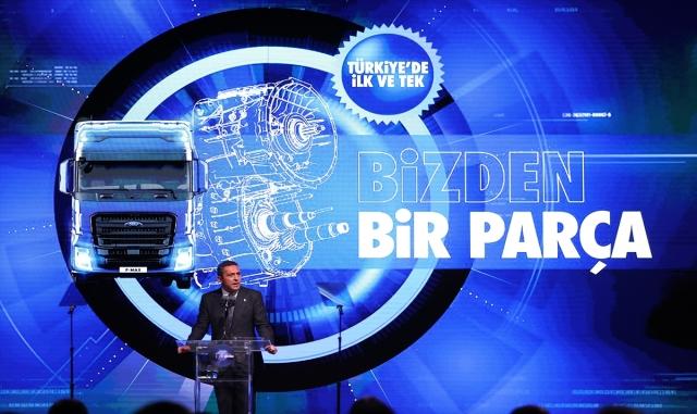 Bakan Varank, Türkiye'nin ilk yerli ve milli şanzımanını tanıttı: