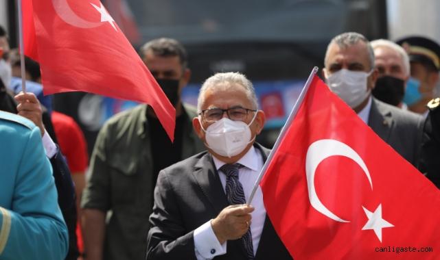Başkan Büyükkılıç: