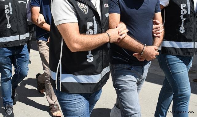 Kayseri'de evlerden giysi çalan 3 zanlı tutuklandı