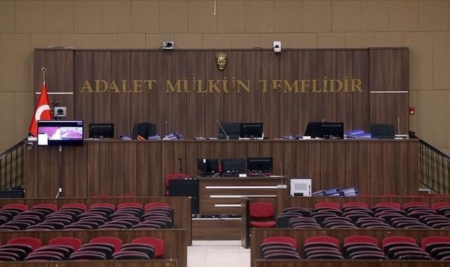 Kayseri'de tartıştığı komşusunu öldüren öğretmenin yargılanmasına devam edildi