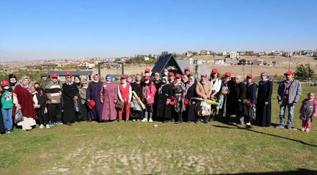 Talas Belediyesinden özel çocuklar için uçurtma şenliği