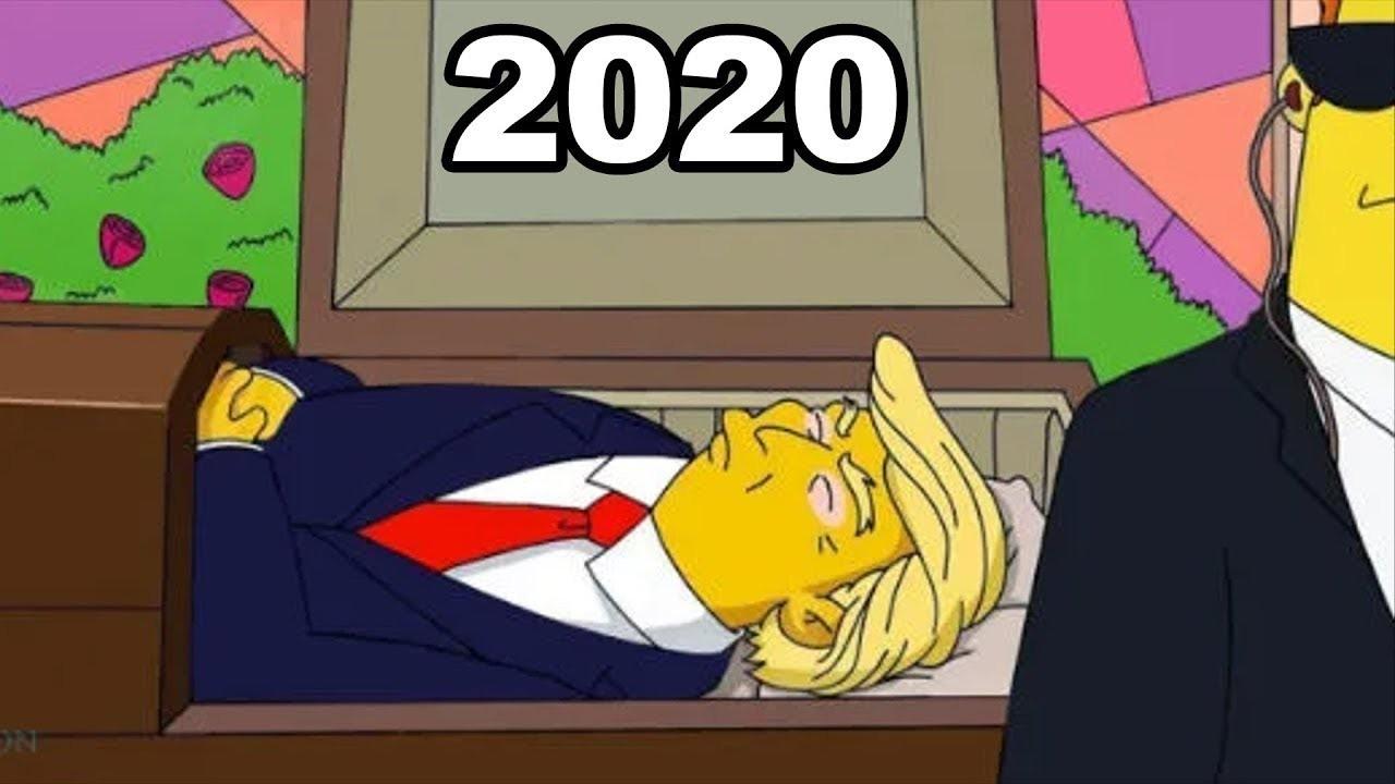 Geleceği tahmin edip her şeyi bilen The Simpsonlar'ın akıl almaz tahminleri