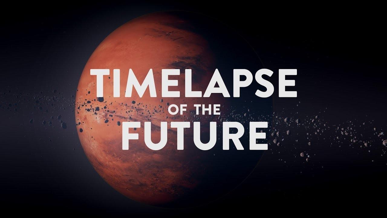 Hızlandırılmış gelecek ile zamanın sonuna yolculuk
